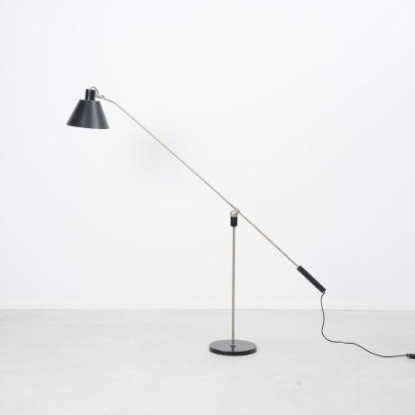 H Fillekes Magneto Floor Lamp photo 1