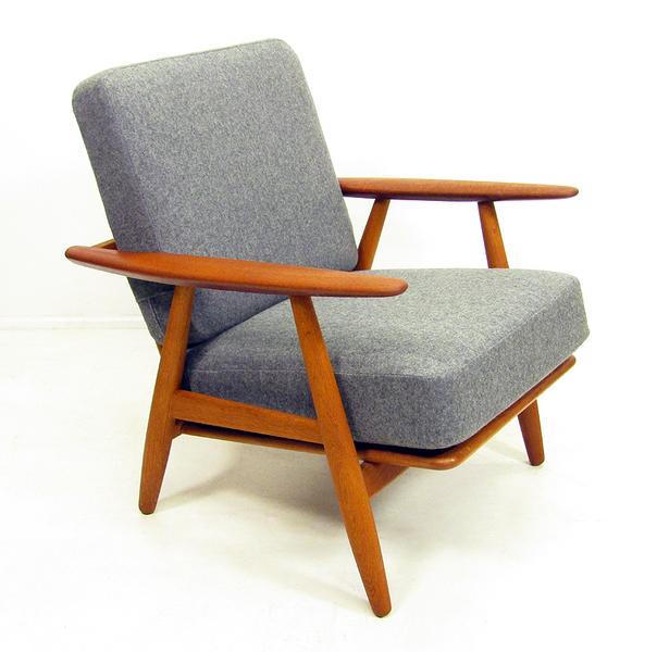 Ge 240 Cigar Chair By Hans Wegner