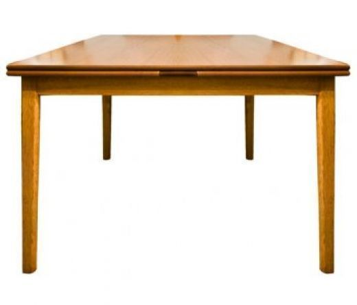 Arne Vodder Extendable Teak Dining Table photo 1