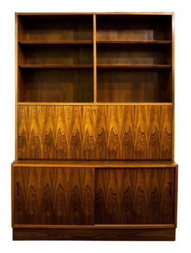 Poul Hundevad Rosewood Wall Unit photo 1