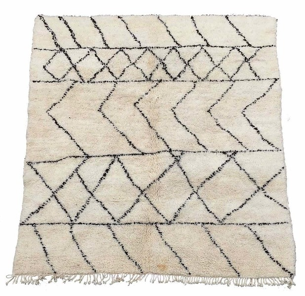 Original Moroccan Berber Carpet