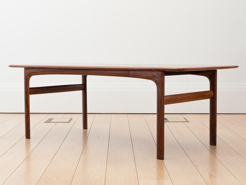 1960 S Arne Halvorsen For Rasmus Solberg Coffee Table