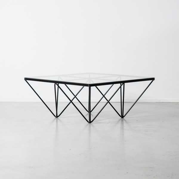 Small Wire Dutch Coffee Table photo 1