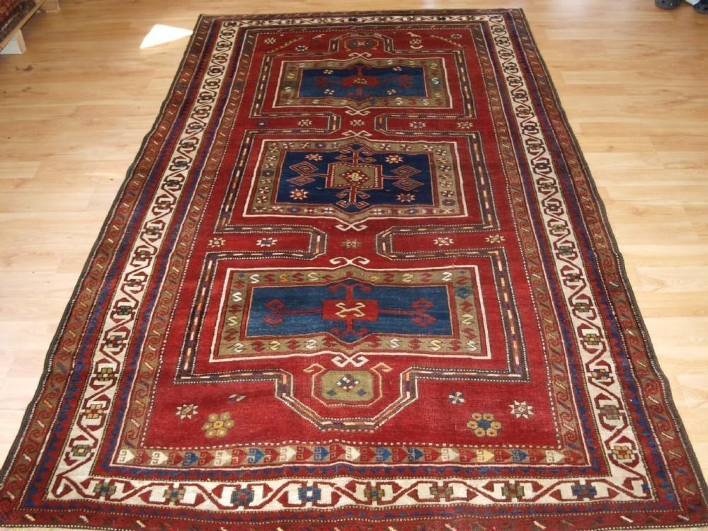 Antique Caucasian Fachralo Kazak Long