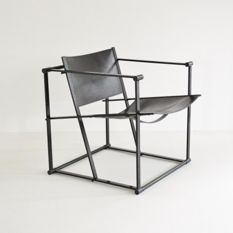 Radboud Van Beekum Fm60 Cube Chair photo 1