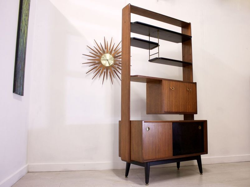 Mid Century Retro G Plan Librenza Tola Room Divider
