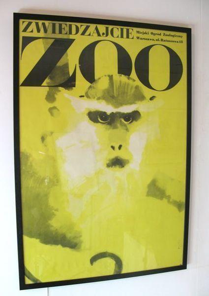 Framed Poster By Waldemar Swierzy