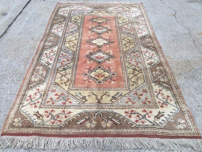 Turkish Rug 271x162cm Veg Dye Persian