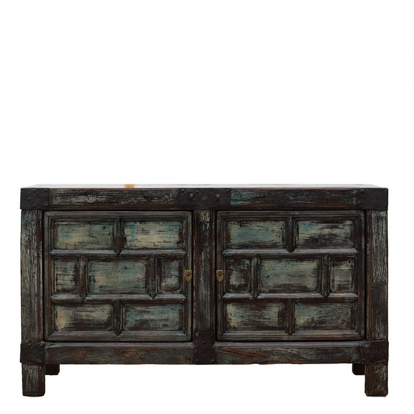 Lacquered Wood Sideboard C.1900