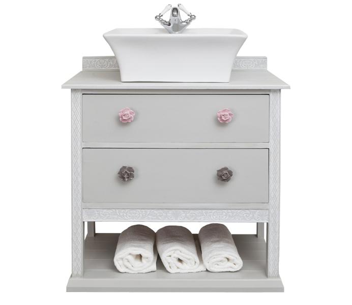 Vintage Bathroom Vanity Unit