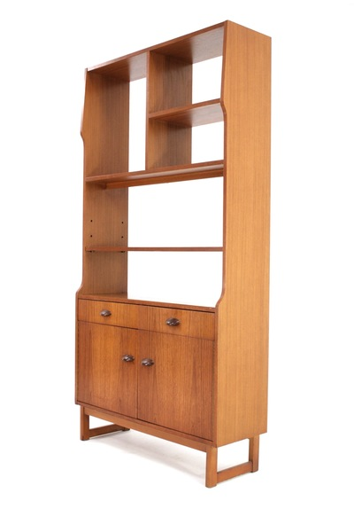 Cool Vintage 1970S Teak Stateroom By Stonehill Wall Unit Room Interior Design Ideas Tzicisoteloinfo