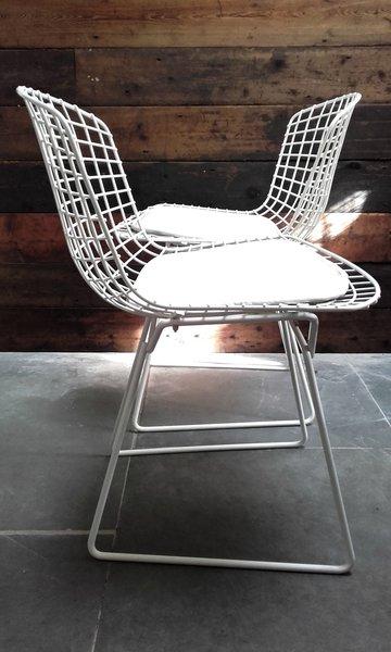 Harry Bertoia Side Chair Eames Era 1950s