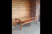 Rare G Plan Faux Bamboo Coffee Table With Rattan Magazine Shelf