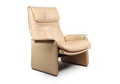 Leather Armchair By De Sede C1980