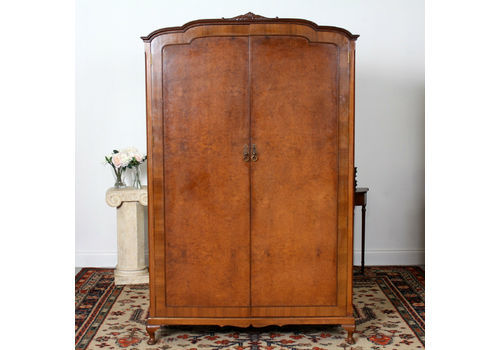 Antiques Antique 1910 Mahogany Wardrobe Uk Delivery Available Pure White And Translucent