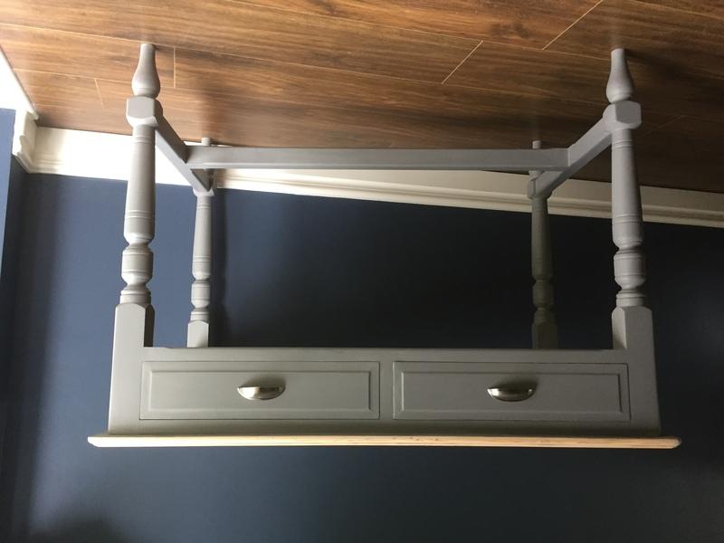 Handmade Pine Desk