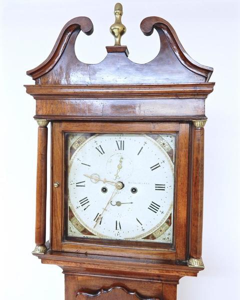 Antique Somerset Longcase Clock