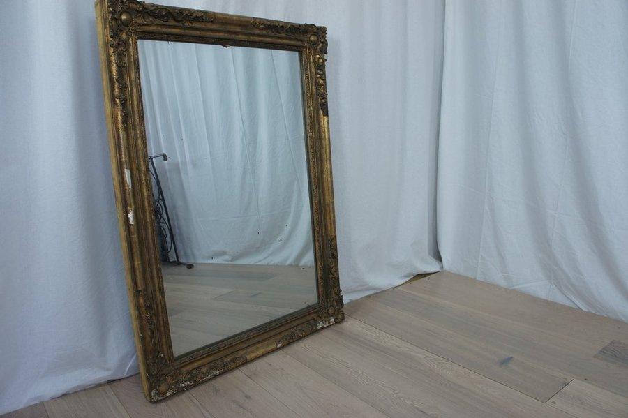 Vintage Mercury Mirror 18th/19th Century