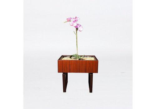 Rosewood Planter By Kai Kristiansen For Salin Mobler