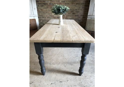 fa03ff361506 Shabby Chic Dining Table | Vintage, Retro, Antique French Shabby ...