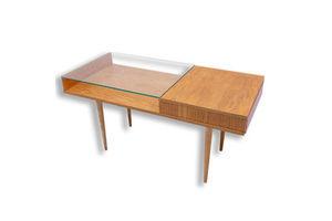 Thumb midcentury glazed coffee table by frantisek jirak for tatra nabytok 1960 s 0