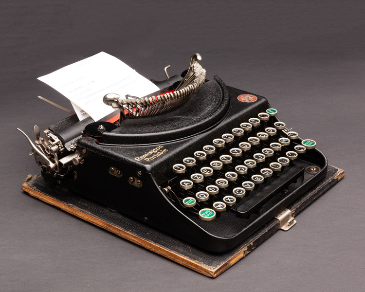 Remington 2 Portable Typewriter