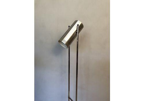 Trombone Floor Lamp By Johannes Hammerborg For Fog & Mørup