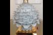 Large Ceramic Artichoke Lamp photo furniture