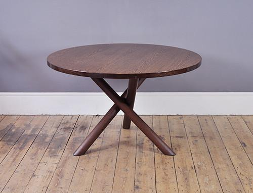 Martin Visser Wenge Wood Dining Table photo 1