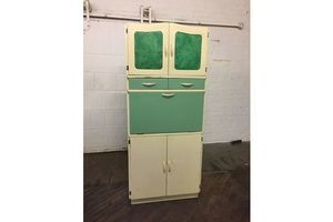 Thumb vintage pride o home kitchen cabinet 0