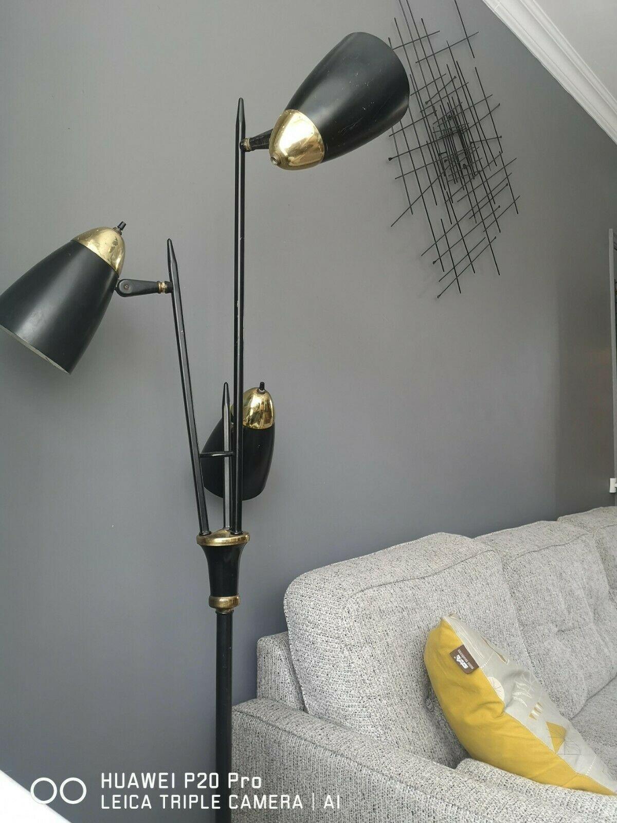 Vintage Floor Lamp | Homebase