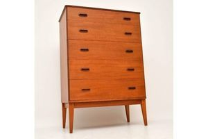 Thumb 1960 s vintage teak chest of drawers by austinsuite 0