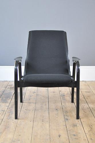 Yngve Ekstrom Laminett Low Back Chair photo 1