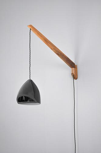 Slice Wall Pendant Light By Helen Johannessen X Førest photo 1