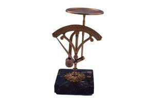 Thumb french antique marble ormolu brass postal balance pendulum scale desktop letter scale office desk ornament decoration 0