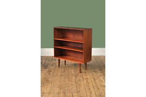 Thumb small teak bookcase 1960s denmark 0