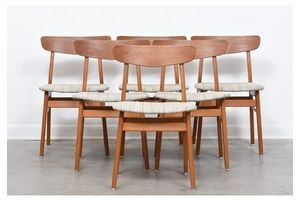 Thumb six available dining chairs by farstrup 0