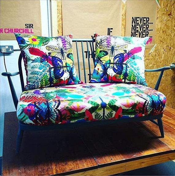 Ercol Sofa By Anthony Devine