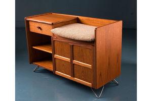 Thumb vintage mid century telephone table hallway seat by nathan 1970s a35d3c5d 620f 4d1f 95c4 3f4e4bf557f8 0