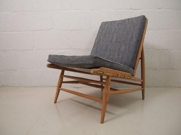 Grey Ercol 427 Chair photo 1