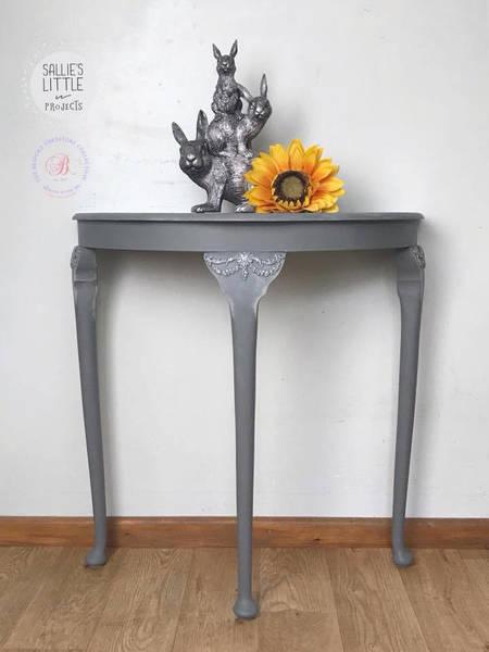 Demi Lune, Half Moon Table, Hallway Table