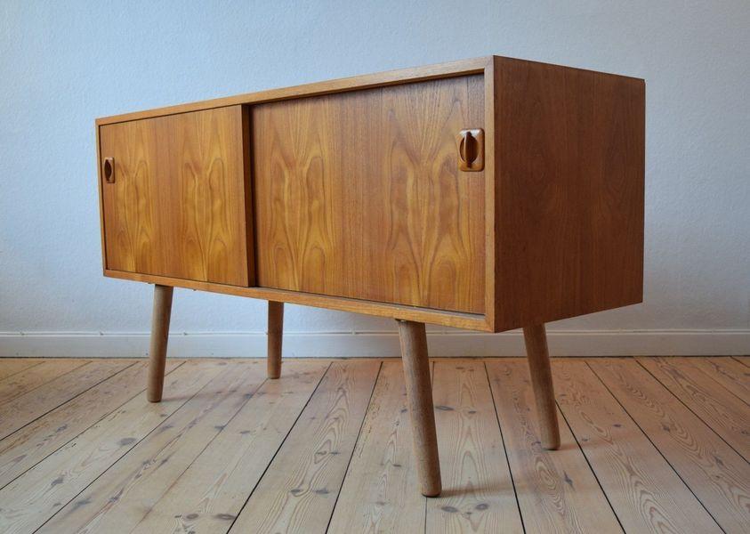 Danish Mid Century Teak Sideboard. 1960's.
