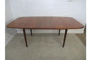 Thumb retro 1970s 1980s g plan teak rectangular or oblong extending dining table 0