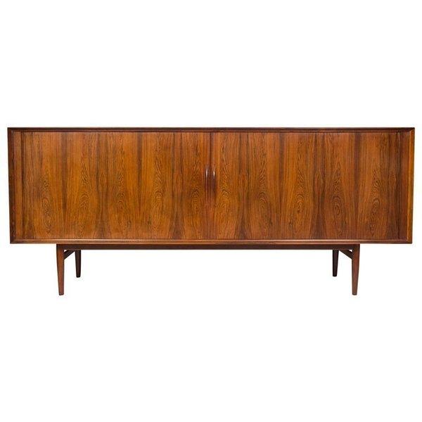 Midcentury Arne Vodder Rosewood Sideboard
