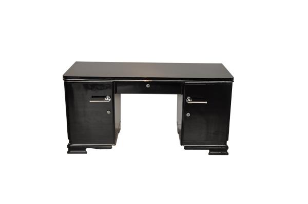 Petite Art Deco Desk