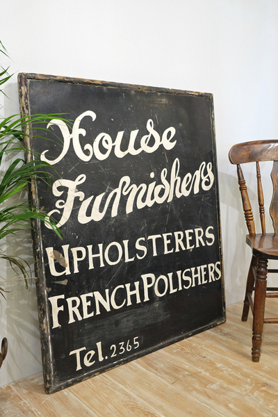 Furnisher's Trade Sign