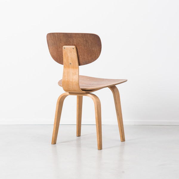 Cees Braakman For Pastoe Sb02 Chair
