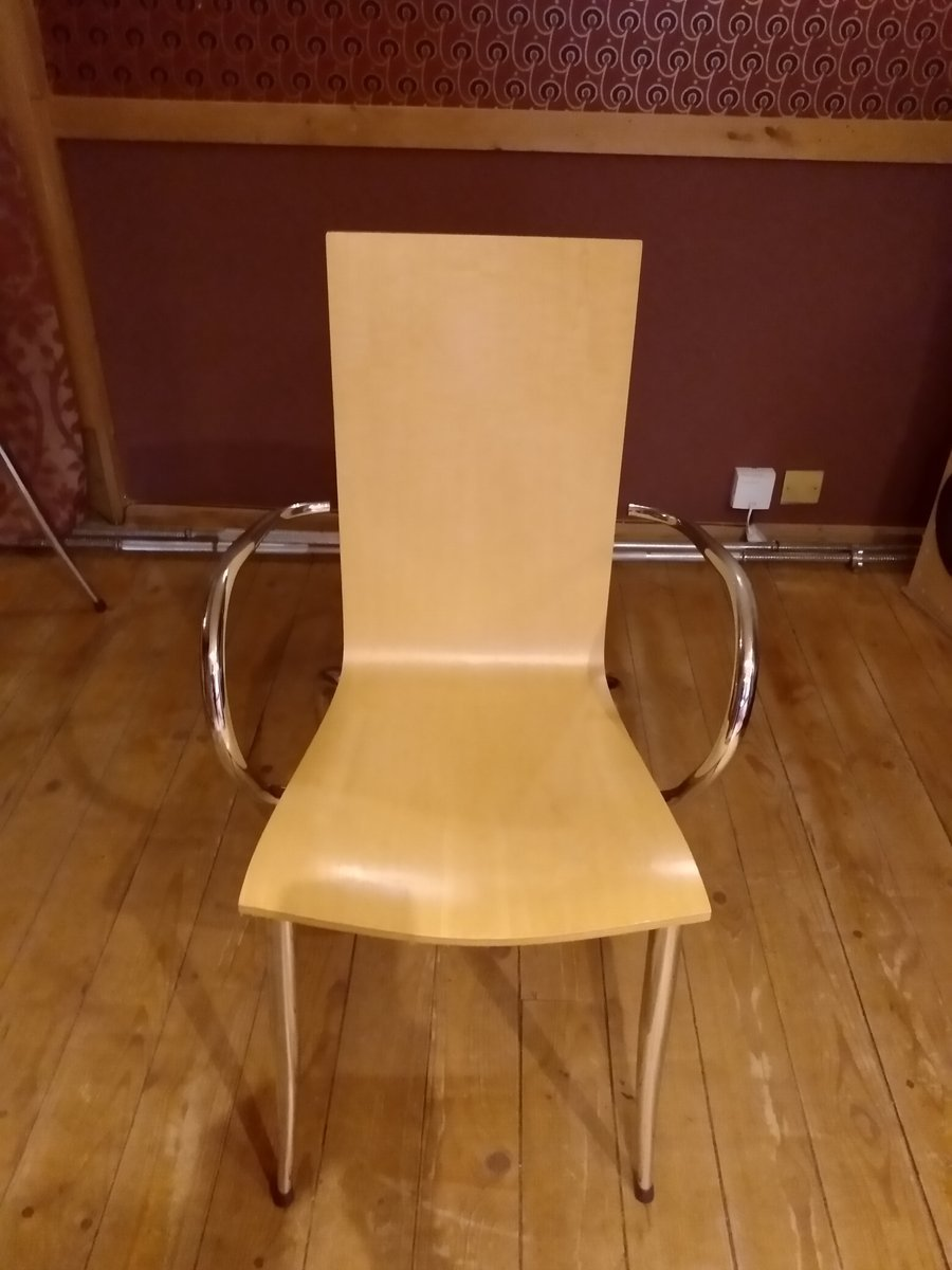 Living Room Bedroom Combo Ideas, Olly Tango Dining Chairs By Philippe Starck For Driade 1990s Set Of 6 Driade Vinterior