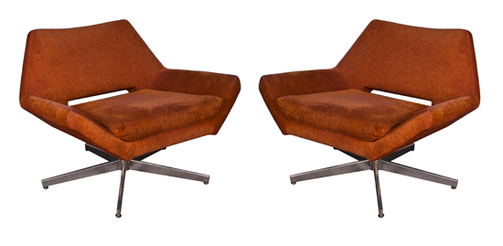 Cool 70 S Space Station Chairs