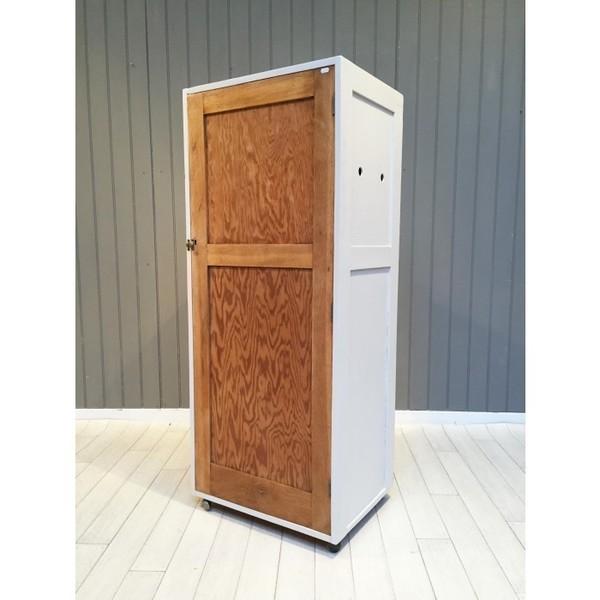 Oak Painted Kitchen Cupboard